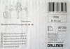Dallmer Anti-flooding valve Stausafe RS DN 100 661265